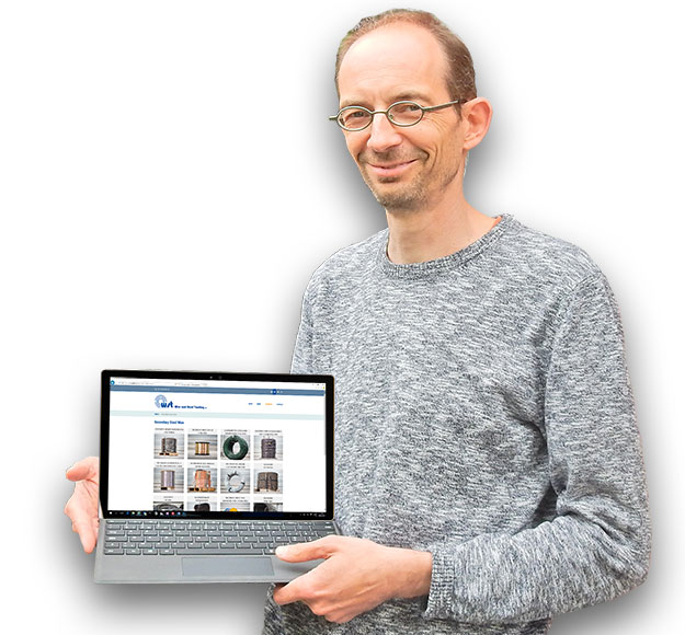 Koen Michielsen, webdesign Essen