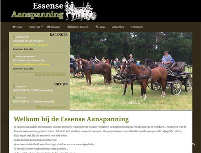 Essense aanspanning