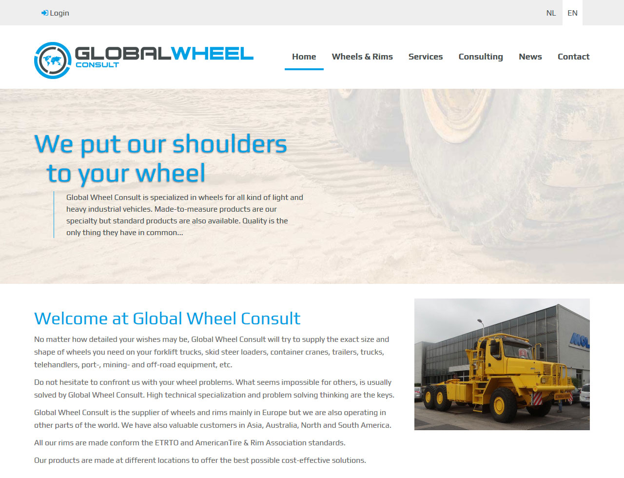 Global Wheel Consult